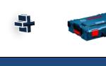 GSR 10,8-2-LI + GLI PowerLED U L BOXU + GWS 600