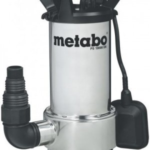Potapajuća  pumpa  za  nečistu  vodu - PS18000 SN - METABO