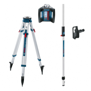 GRL 500 HV rotacioni laser + LR 50 + BT 170 HD + GR 240