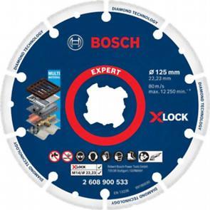 X-LOCK dijamantski disk za metal